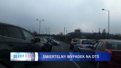 Śmiertelne potrącenie na DTŚ, całkowicie zablokowana trasa na Katowice. Jak doszło do tragedii?