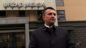 Już nie chce być tylko p.o. Janusz Moszyński startuje w wyborach na prezydenta Gliwic. Marek Widuch także