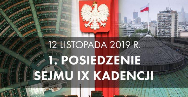 Dziś pierwsze posiedzenie nowego Sejmu. Kto zostanie Marszałkiem Sejmu? (fot.sejm.gov.pl)