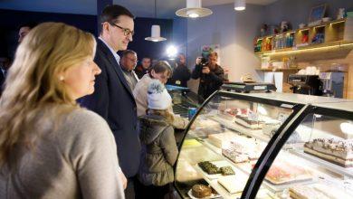 Premier Morawiecki na Śląsku o małym ZUSie i ułatwieniach dla przedsiębiorców (fot.KPRM)