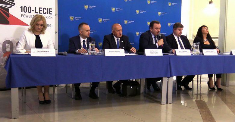 Zarząd woj. śląskiego podsumował swój pierwszy rok: Miliardy pompowane w Śląsk!