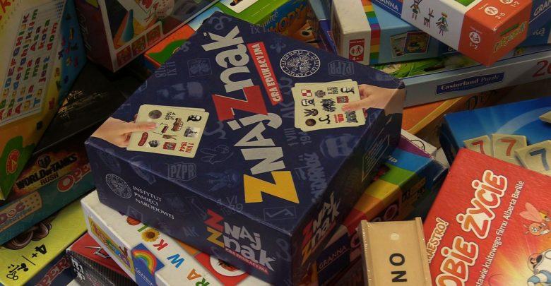 W bibliotece w Raciborzu można wypożyczyć gry planszowe. Jest ponad 500 tytułów! [fot.archiwum]