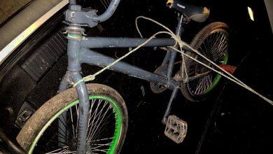 Zakamuflował skradziony rower. Genialna kradzież 15-latka udaremniona (Źródło: KMP w Jastrzębiu Zdrój)