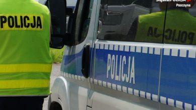 Sosnowiec: Złamał sądowy zakaz. Uderzył swoją matkę szklaną butelką w głowę (fot.KPP Pszczyna)