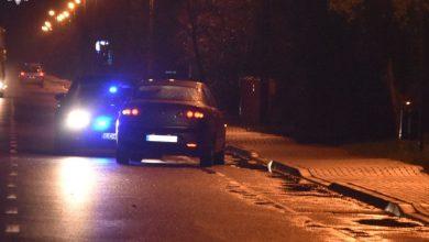 Potrącił dwóch mężczyzn. Jeden zmarł w szpitalu (fot..Policja Lubelska)