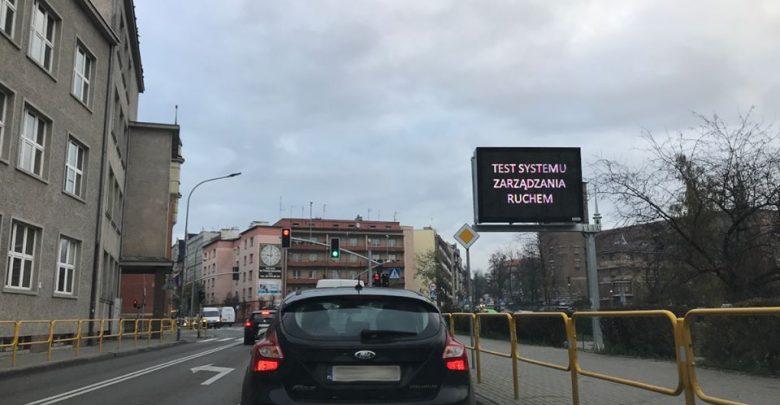 Nowe tablice elektroniczne w Chorzowie. Do czego służą?