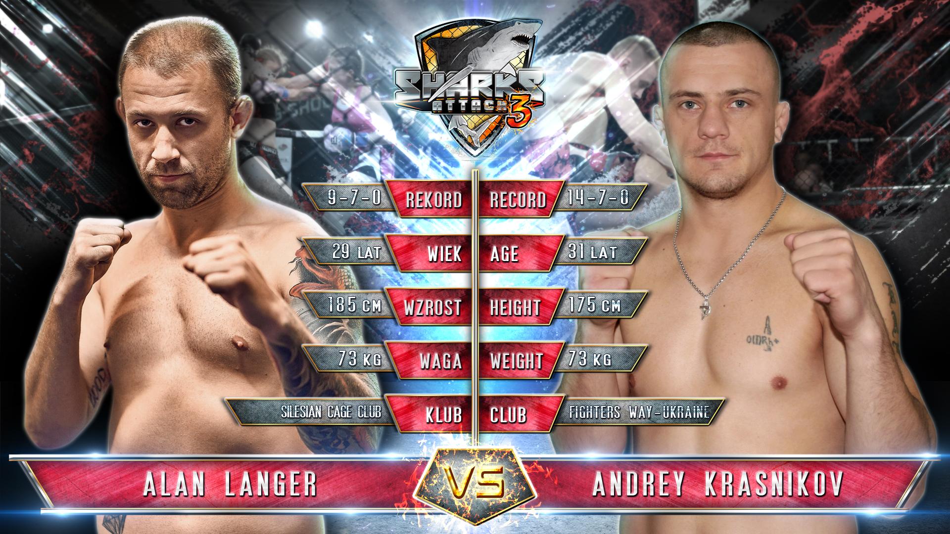 9. LANGER VS KRASNIKOV