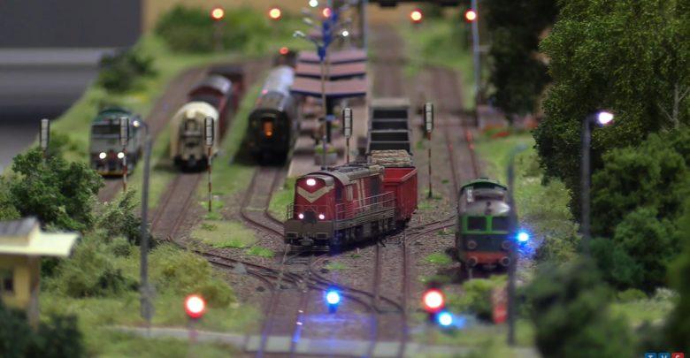 Makieta kolejowa w Rybniku skradła serca dzieciaków. Sami zobaczcie dlaczego [WIDEO]