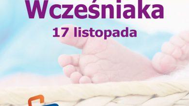 Dzień wcześniaka w Rudzie Śląskiej. Do nieba poleci 200 balonów (fot.mat.prasowe)