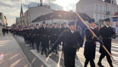 Święto Niepodległości w Częstochowie. Tak wyglądał południowy przemarsz centrum miasta (fot. Natalia Joanna Bajor)