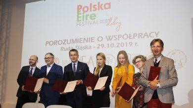 Ruda Śląska będzie cyklicznie organizować festiwal irlandzki. Umowa podpisana (fot.UM Ruda Śląska)