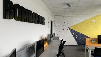 Bombardier otworzył Laboratorium Nowoczesnych Technologii na Politechnice Śląskiej (fot.UM Gliwice)