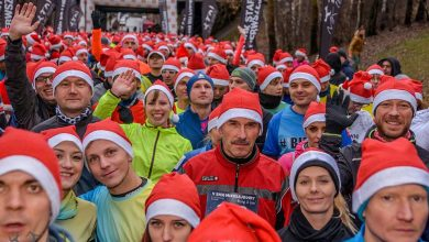 VI Bieg Mikołajkowy w Katowicach [HARMONOGRAM] (fot.mat.prasowe)