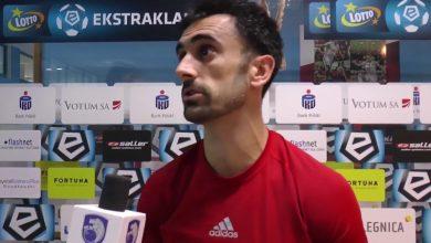 Derby Górnik-Piast: Ktoś rzucał w kapitana Piasta butelką po wódce? (fot.piast.gliwice.pl)