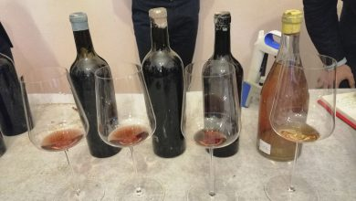 Kraj: był remont, znaleźli... 100-letnie butelki wina