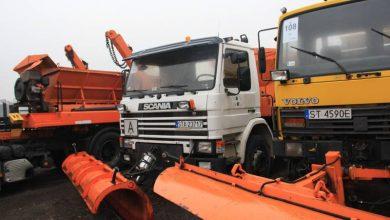 Idzie zima! Tychy przygotowały 1200 ton soli drogowej i 1600 ton piasku!