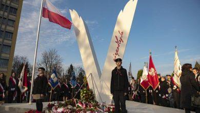 Tychy: Wydarzenia z okazji 101. rocznicy odzyskania niepodległości przez Polskę [PROGRAM] (fot. UM Tychy)