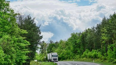 Od 1 grudnia nowy system opłat drogowych dla ciężarówek w Czechach (fot.poglądowe/www.pixabay.com)