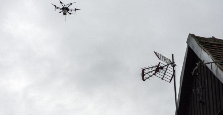 Dron spadł na dach Bazyliki Mariackiej w Krakowie. Będą zarzuty dla Ukraińca? (fot.archiwum - poglądowe)