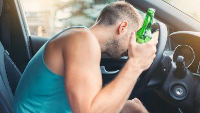 Siemianowice: Pijany zbadał się na policji alkomatem i ...odjechał samochodem ;-) (zdjęcie poglądowe)
