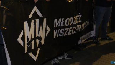 Protest przeciw aborcji i LGBT pod siedzibą PiS-u w Katowicach [WIDEO]