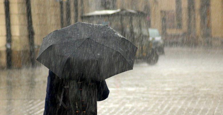 Ulewny deszcz i silny wiatr na południu Polski. Najwięcej opadów na Śląsku i w Małopolsce (fot.poglądowe/www.pixabay.com)