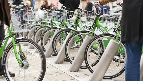 Częstochowa podsumowała sezon roweru miejskiego