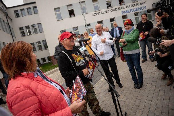 Nowoczesny sprzęt dla Górnośląskiego Centrum Zdrowia Dziecka w Katowicach. Wszystko dzięki WOŚP (fot.mat.prasowe)