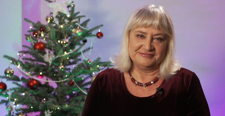 Życzenia Wesołych Świąt dyrektor Telewizji TVS Małgorzaty Piechoczek [WIDEO]