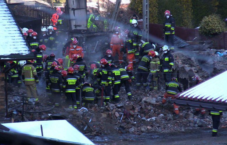 Wybuch gazu w Szczyrku: Koniec akcji ratowniczej, rusza śledztwo w sprawie śmierci 8 osób