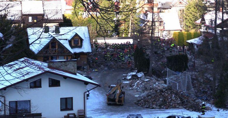 Wybuch gazu w Szczyrku: W mieście trwa żałoba po śmierci 8 osób. Rusza SPECJALNA ZBIÓRKA