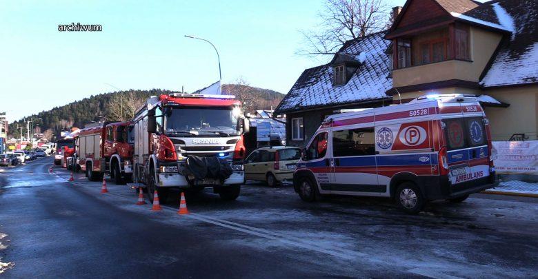 Wybuch gazu w Szczyrku: Są wyniki sekcji zwłok ofiar