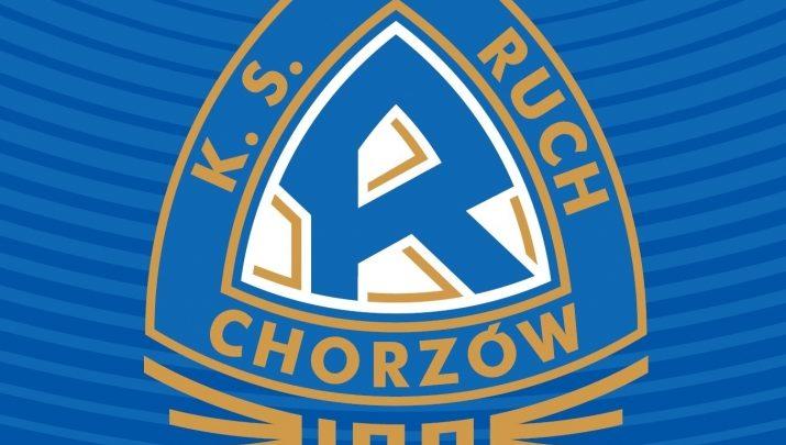 Wielka Niebieska eRka już nie tylko niebieska. Ruch Chorzów zmienia logo! (fot.Ruch Chorzów)