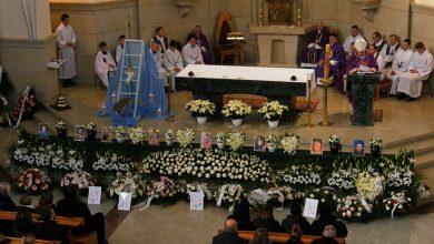 Pogrzeb rodziny Kaimów. Szczyrk pożegnał ofiary tragicznego wybuchu [WIDEO]