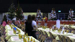 Największa wigilia dla samotnych w Europie już dzisiaj! Metropolitalna Wigilia w MCK rusza o 16.00