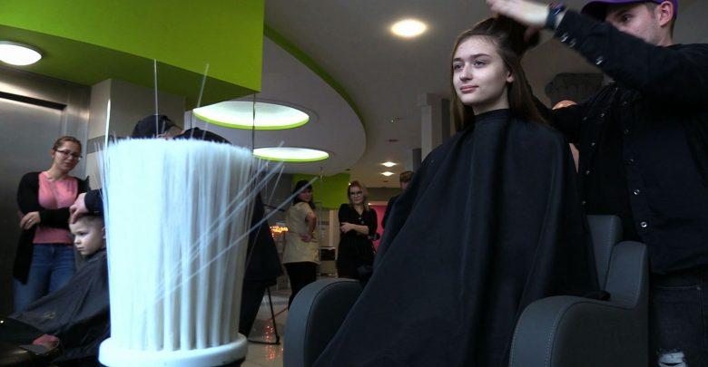 Chorzów: Barberzy w szpitalu strzygli dzieci na Sylwestra!