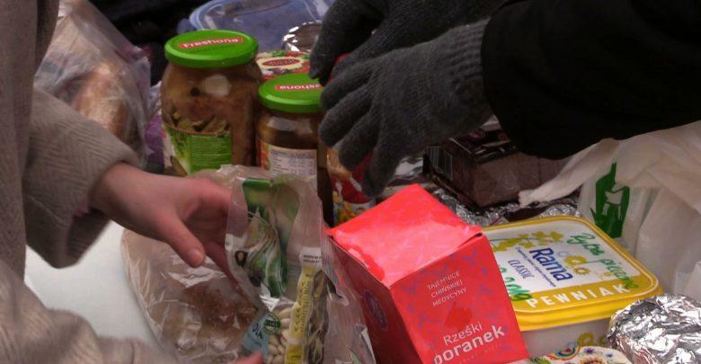 Oddaj, nie wyrzucaj! W Katowicach ruszyła poświąteczna zbiórka żywności