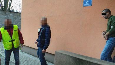 Zabił dwóch Ukraińców? 36-letni obywatel Ukrainy zatrzymany (fot.KPP Puławy)