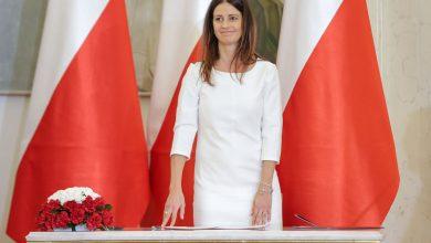 Nowa minister sportu już z nominacją. Danuta Dmowska-Andrzejuk zastąpiła Witolda Bańkę (fot.KPRM)