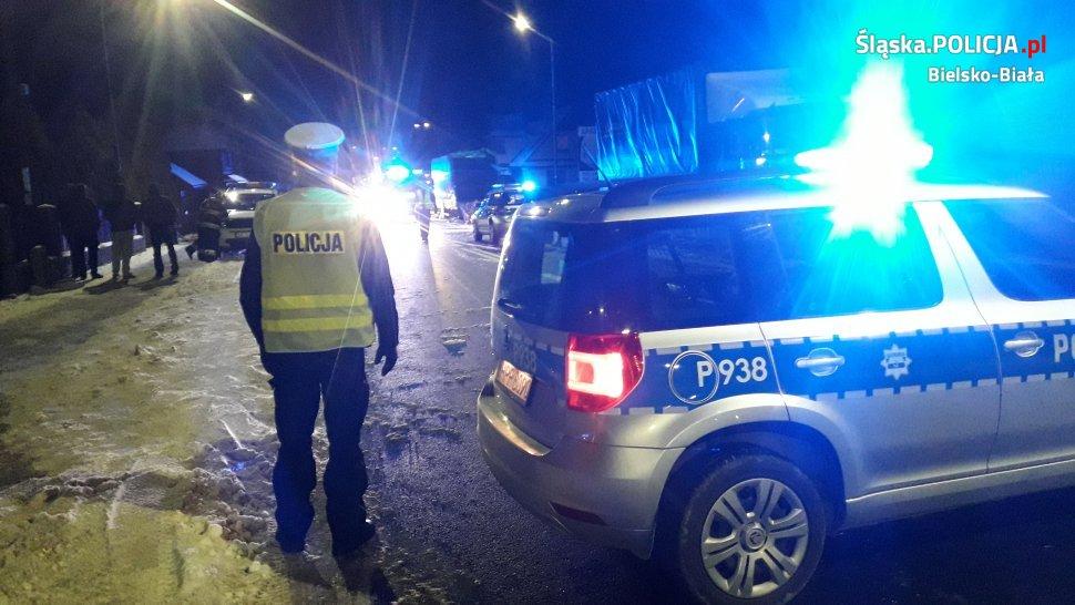 Policja wyjaśnia okoliczności tragedii w Szczyrku. Zobaczcie zdjęcia z miejsca katastrofy [ZDJĘCIA] (fot.Śląska Policja)