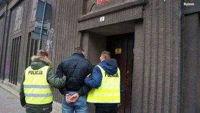 Bytom: Areszt dla kibola. Zaatakował 17-latka (fot.KMP Bytom)