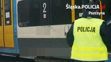 Śmierć na torach w Pszczynie. Policja ustala tożsamość mężczyzny, który zginął (fot. KPP Pszczyna)