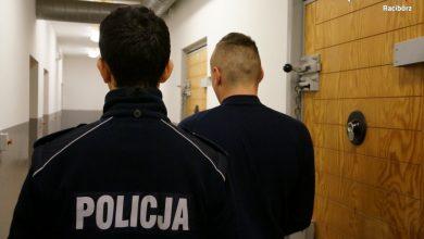 Areszt za usiłowanie zabójstwa dla 24-letniego mieszkańca Rybnika (fot.Śląska Policja)