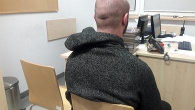 Śląskie: Rozpoznał się na zdjęciach z monitoringu i zgłosił się na policję. 25-latek doprowadził do śmierci innego mężczyzny (fot.Śląska Policja)