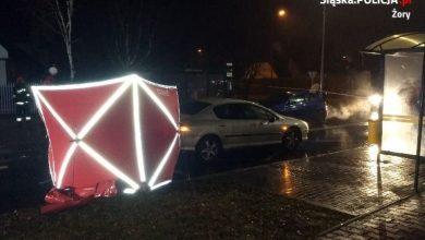 Śląskie: Tragiczny wypadek w Żorach. Małżeństwo potrącone na przejściu dla pieszych (fot.Śląska Policja)