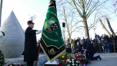 Wybuch metanu w czeskiej Stonawie. Wczoraj odsłonięto pomnik upamiętniający górników, którzy zginęli (fot.ŚUW)