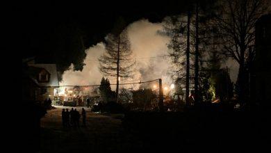 Wybuch gazu w Szczyrku. Strażacy przeszukali już połowę gruzowiska. Wszyscy mają nadzieję, że są tam jeszcze żywi ludzie