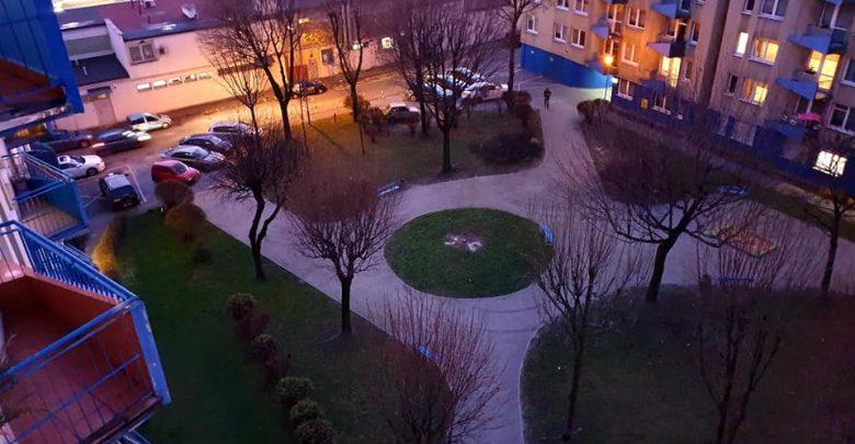 Mieszkańcy kupili ozdoby, a administracja... wycięła choinkę! Katowicka Koszutka ofiarą biurokratycznego absurdu (źródło: NaprawiaMy Koszutkę)