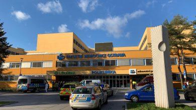Strzelanina w szpitalu w Ostrawie. Napastnik popełnił samobójstwo (fot.Paweł Jędrusik)
