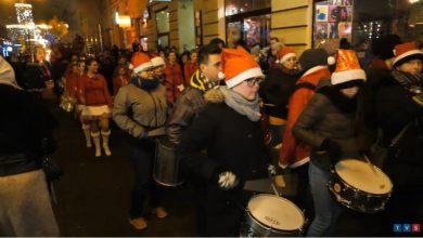 Wielka świąteczna parada w Katowicach [WIDEO]